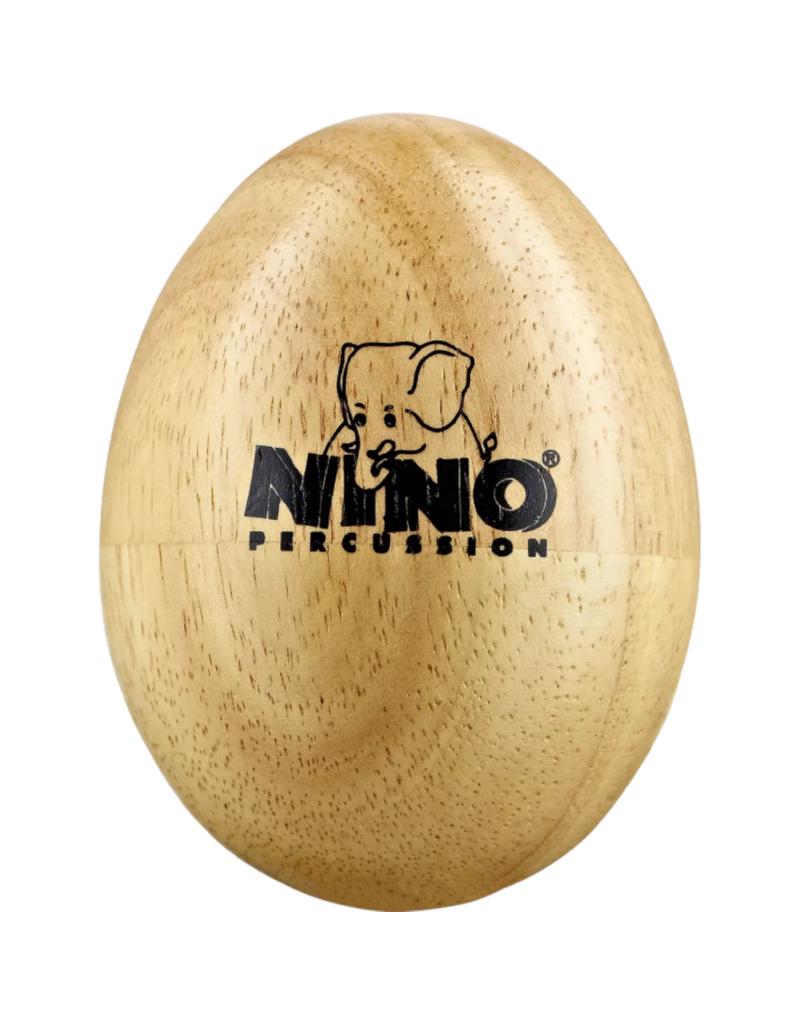 NINO 563 Wooden egg shaker medium