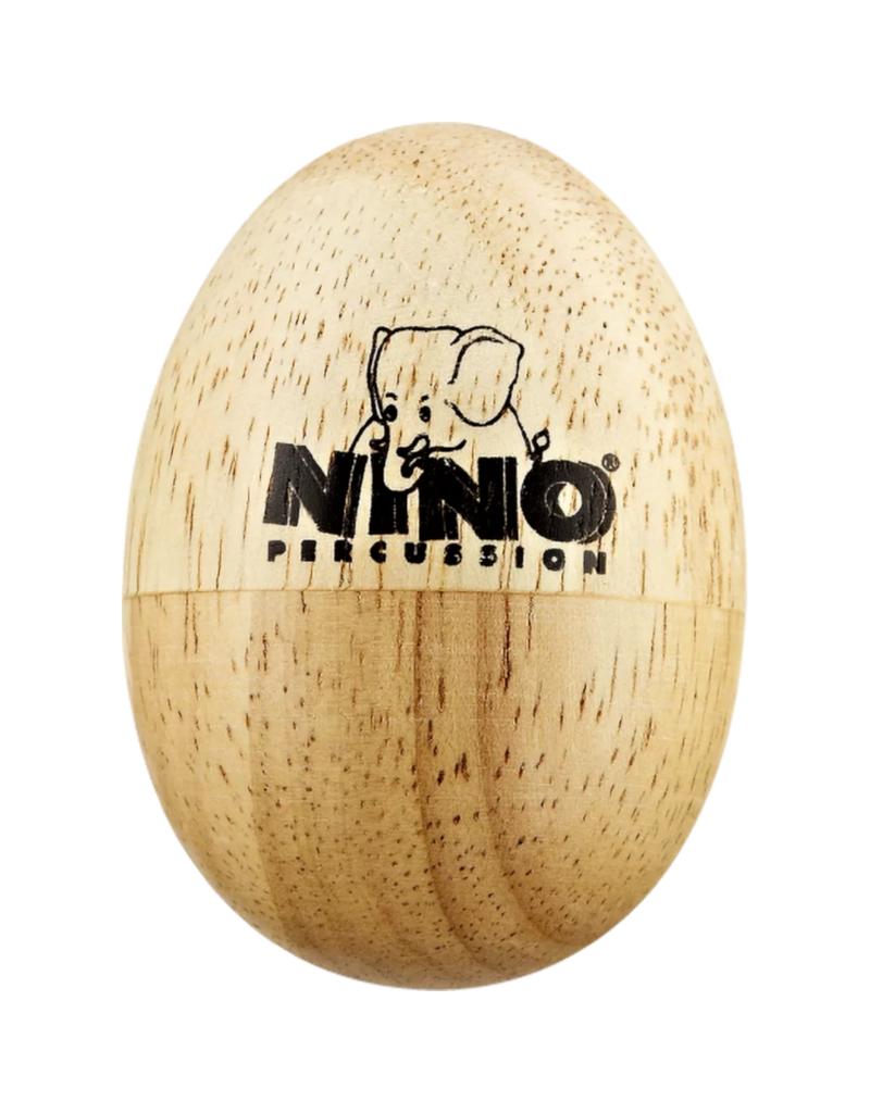 NINO  562 Wooden egg shaker small