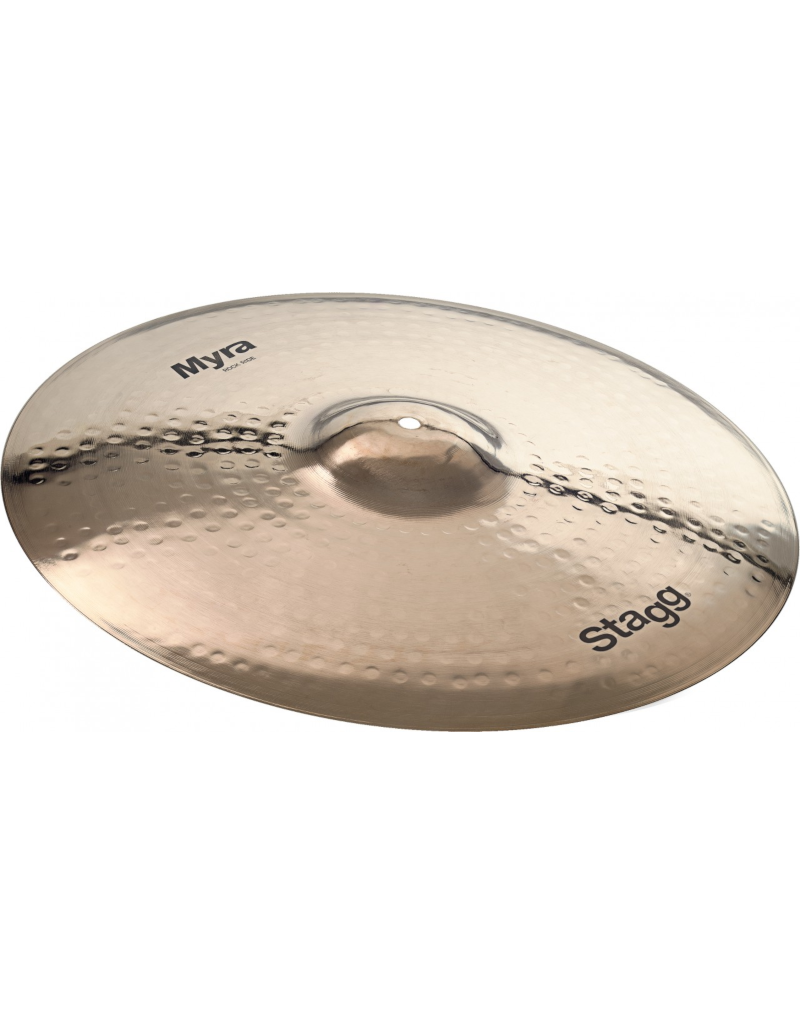 "Stagg MY-RR20B Myra 20"" rock ride cymbal"