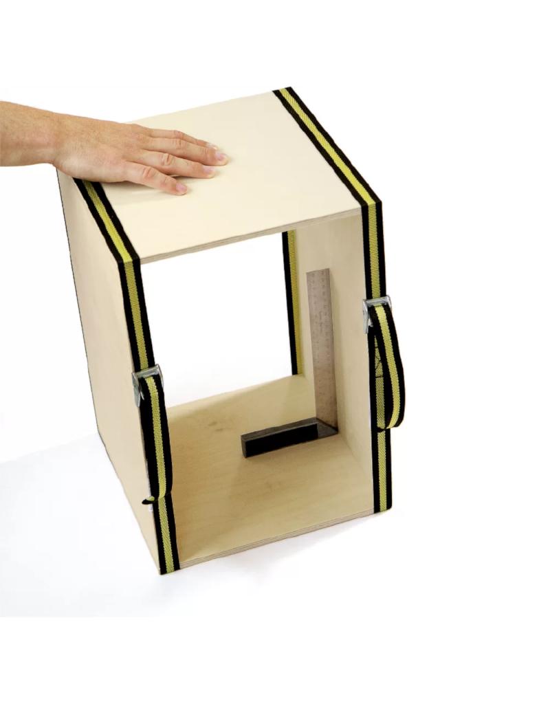 Meinl MYO-CAJ-OV Make your own cajon with ovangkol playing surface