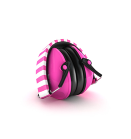 Alpine Muffy gehoorbescherming roze