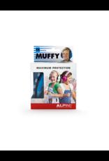Alpine Muffy gehoorbescherming blauw