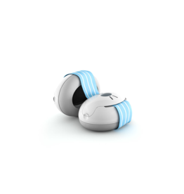 Alpine Muffy baby gehoorbescherming blauw