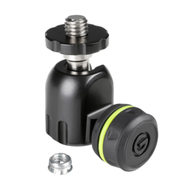 Gravity Ball-Joint microfoon adapter