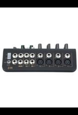 Audiophony Mi6U 6-channel mixer with USB