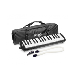 Stagg Melodica 32-notes black