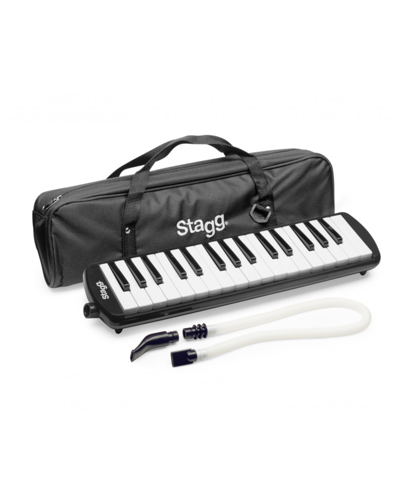 Stagg Melosta32 BK melodica 32-notes black