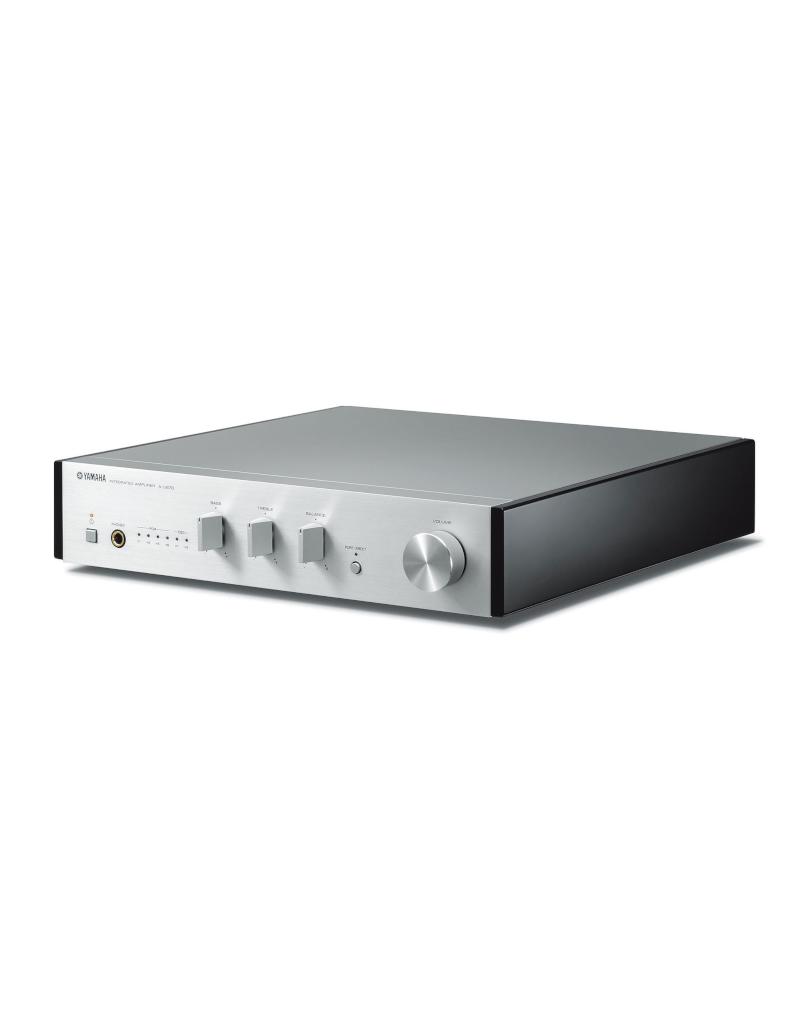Yamaha MCR-N870D Hifi systeem zilver
