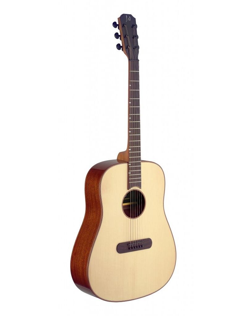 J.N. Guitars LIS-D Acoustic guitar