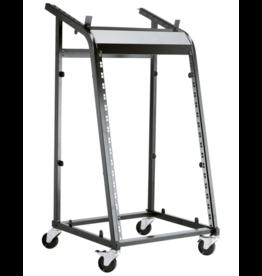 """K&M 19""""rack on wheels"""