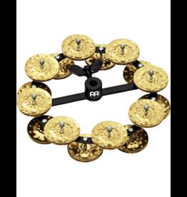 Meinl Hi-hat tambourine brass double