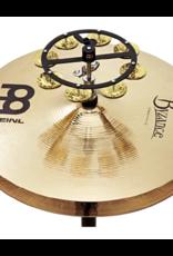 Meinl HTHH1BK Hihat enkele tambourine with brass jingles