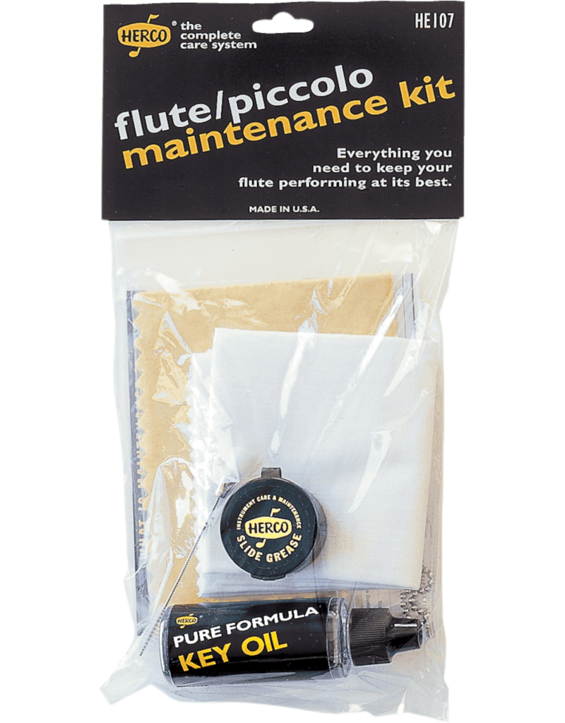 Herco HE107 Flute/piccolo care kit