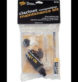 Herco Clarinet care kit