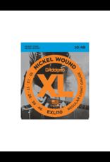 D'addario EXL110 Regular light electric guitar strings 010-046