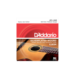D'addario Gypsy jazz guitar strings 011-045