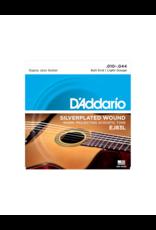 D'addario EJ83L Light gypsy jazz gitaar snaren 010-044