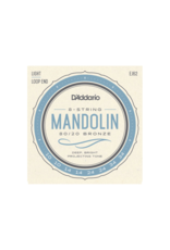 D'addario EJ62 Light mandoline snaren 010-034