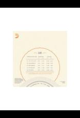 D'addario EJ61 5-string medium banjo strings 010-023