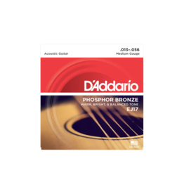 D'addario EJ17 Akoestisch guitar strings 013-056