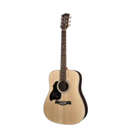 Richwood D-60L lefthanded acoustic guitar