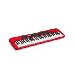 Casio CT-S200 keyboard red