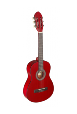 Stagg C405RD 1/4 Classical guitar red