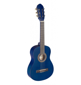 Stagg 1/4 classical guitar blue