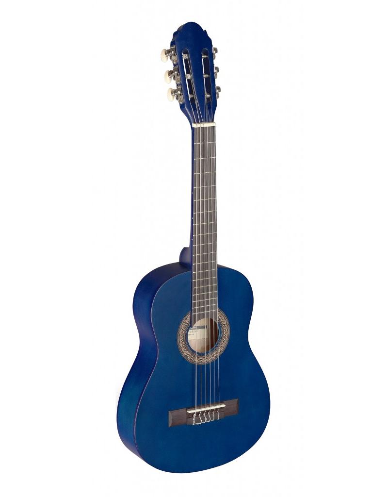 Stagg C405BL 1/4 Klassiek gitaar blauw