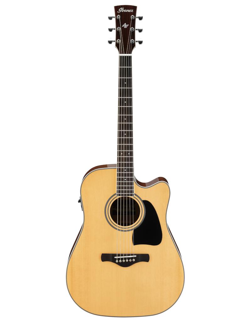 Ibanez AW70ECE-NT Akoestisch/elektrisch gitaar