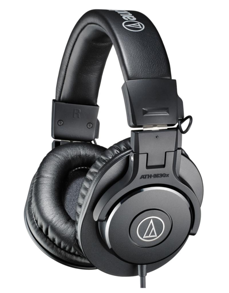Audio Technica ATH-M30x Professionele monitor hoofdtelefoon
