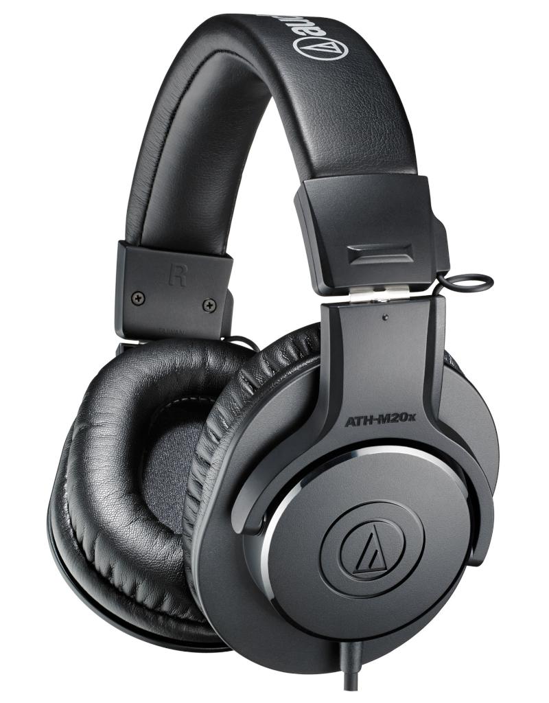 Audio Technica ATH-M20x Professionele monitor hoofdtelefoon