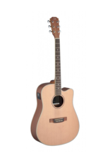 J.N. Guitars ASY-DCE Acoustic/electric guitar