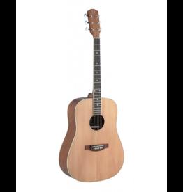 J.N. Guitars ASY-D akoestische gitaar