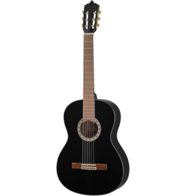 Artesano Estudiante A classical guitar black