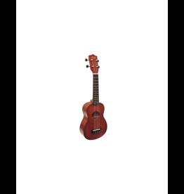 Leho Aleho Soprano ukulele mahogany