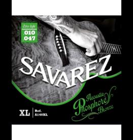 Savarez A140XL acoustic guitar strings 010-047