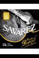Savarez A140CL Custom light akoestisch gitaar snaren 011-052