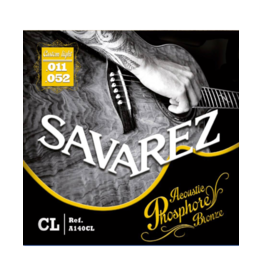 Savarez A140CL acoustic guitar strings 011-052