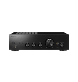 Pioneer A-10AE stereo amplifier black