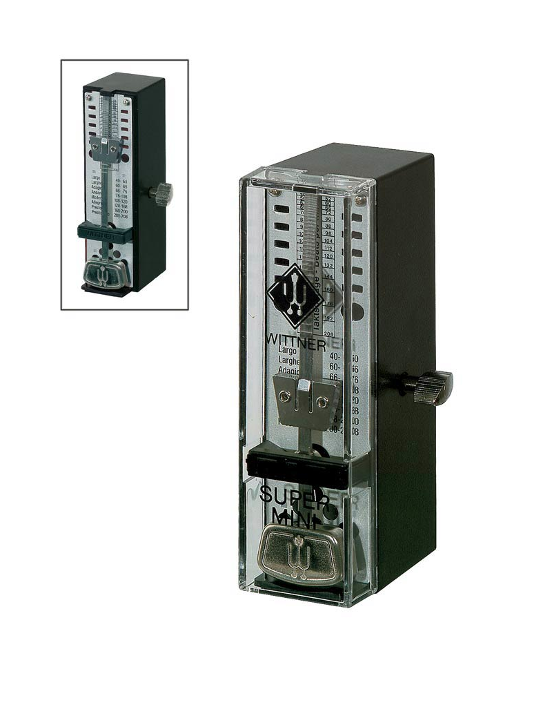 Wittner 886051 Taktell super mini metronome