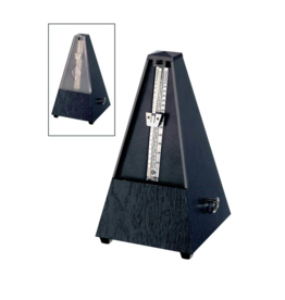 Wittner Metronome black