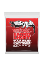 Ernie Ball 2210 Extra light electric guitar strings  010-050