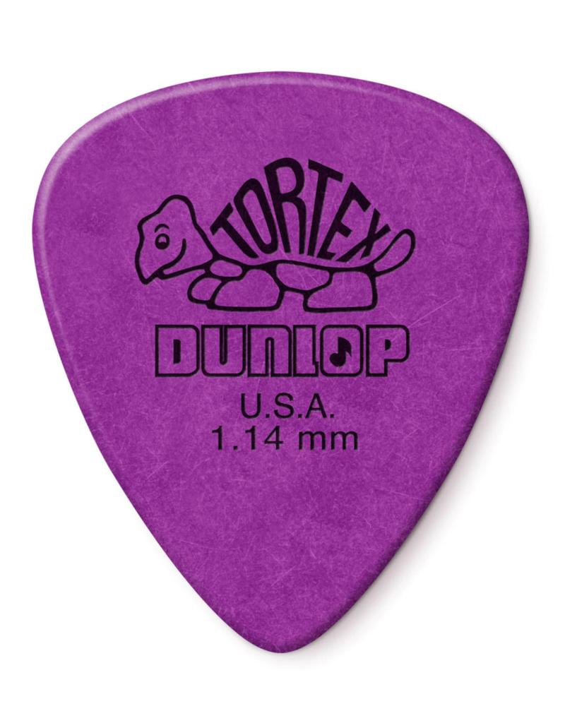 Dunlop Tortex 1.14 mm guitar pick