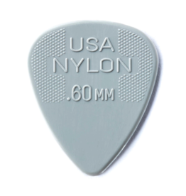 Dunlop Nylon .60 gitaar plectrum