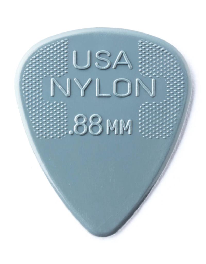 Dunlop Nylon .88 gitaar plectrum