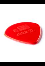 Dunlop Jazz II nylon guitar pick red