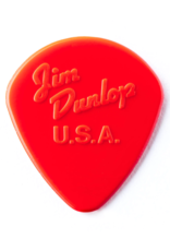 Dunlop Jazz II nylon gitaar plectrum rood