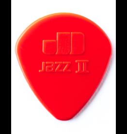 Dunlop Jazz II nylon gitaar plectrum