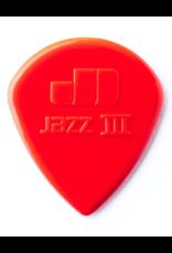 Dunlop Jazz III nylon guitar pick